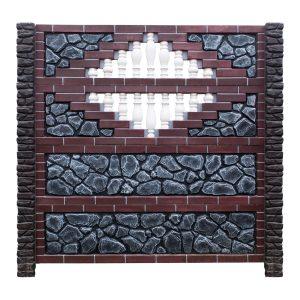 бетонова панелна ограда