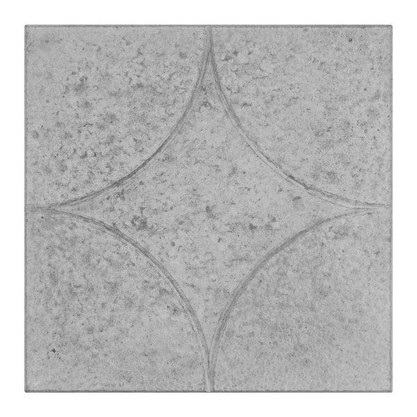 бетонови плочки модел Звезда