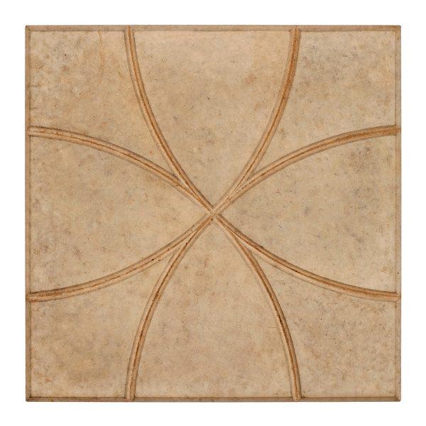 бетонови плочки Цвете